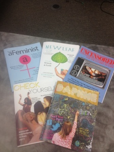 FG 200 Introduction to Feminist Thought Student Magazines (Block 7 2013)