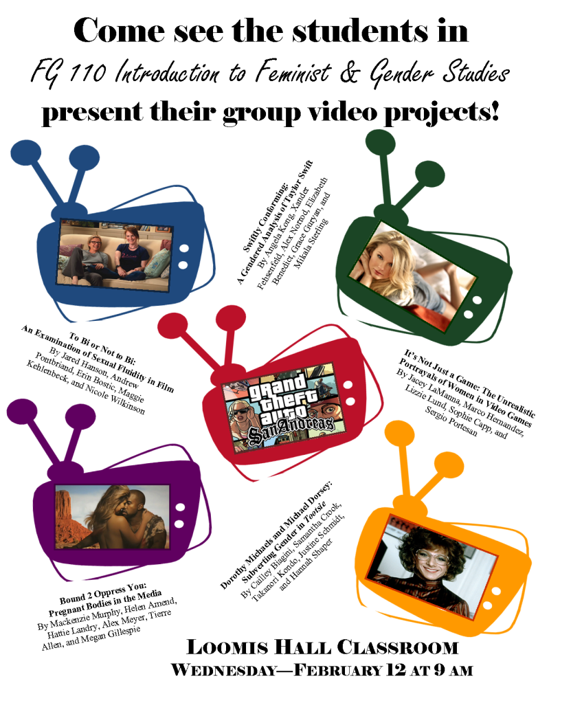 Video Project Poster