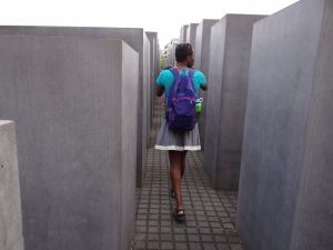 Memorial for the Murdered Jews of Europe