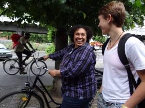 Katharina and Stefani
