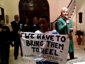 Which Hillary