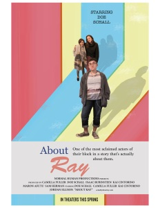 About Ray (New Print)
