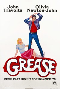 Grease (Original Print)