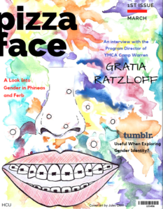 Pizza Face (Cover)