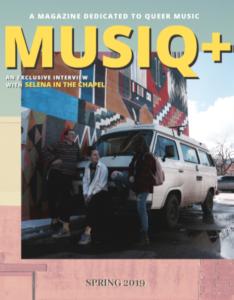 Musiq+ Cover